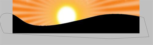 Tutoriel Comment créer un paysage de crépuscule avec photoshop