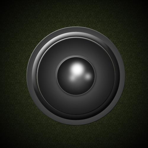 Créer un Haut parleur avec photoshop
