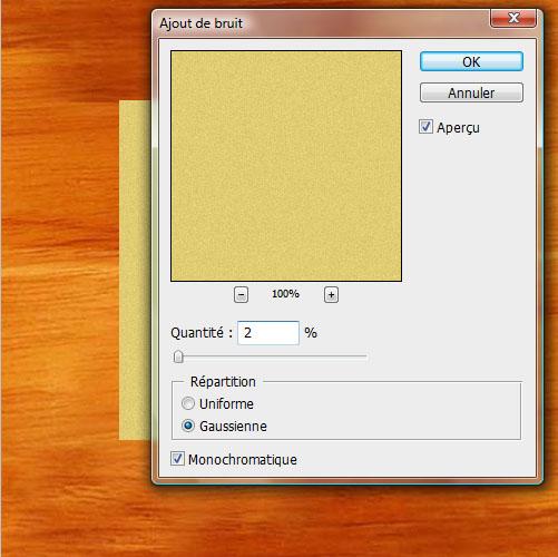 Concevoir un bloc de feuillets Poste-it avec photoshop