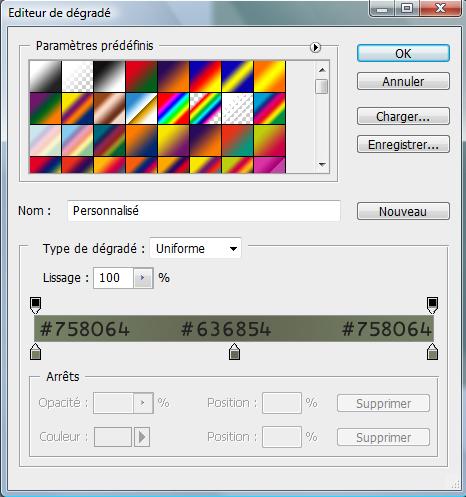 Créer une superbe composition colorée avec photoshop