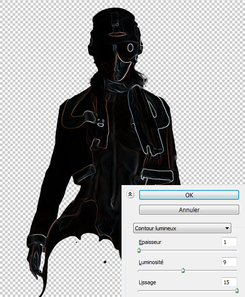 créative design avec photoshop