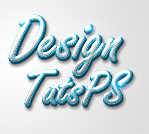 creer un logo 3d