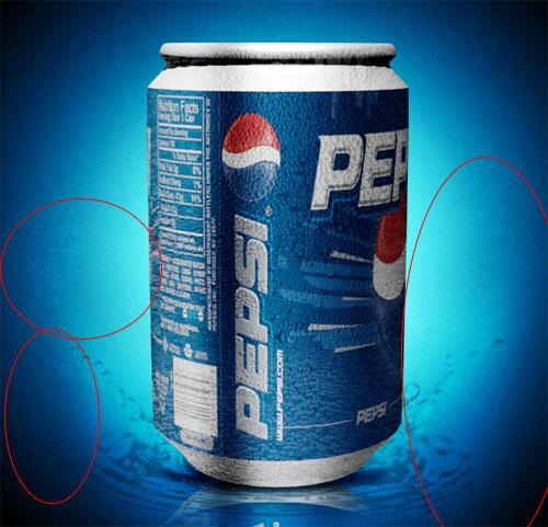 Créer des canettes de soda avec Photoshop cs5