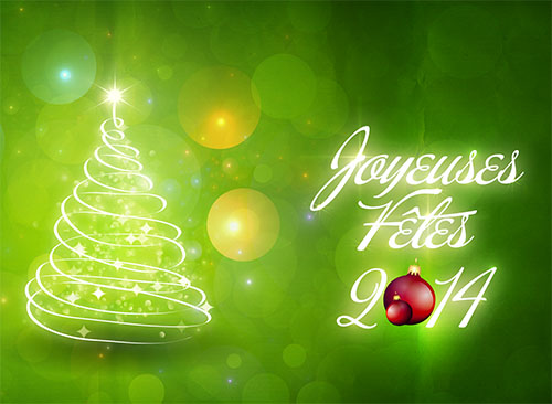 Créer des Cartes pour Noël avec Photoshop   Tuto Photoshop les
