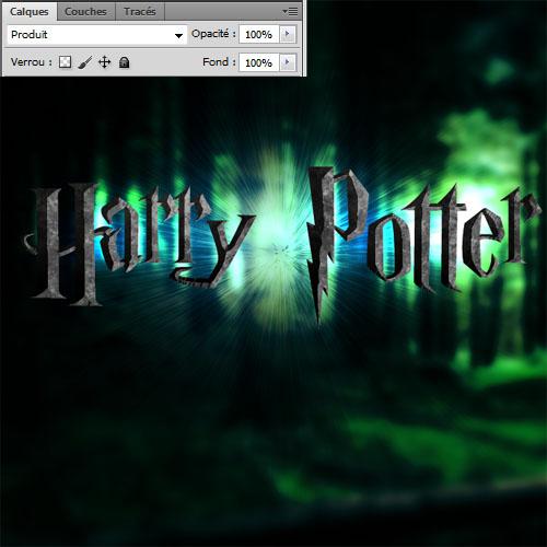 Créer le poster d'Harry Potter avec Photoshop