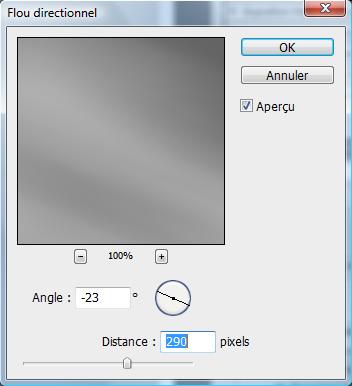 Créer un effet abstrait avec des formes radial