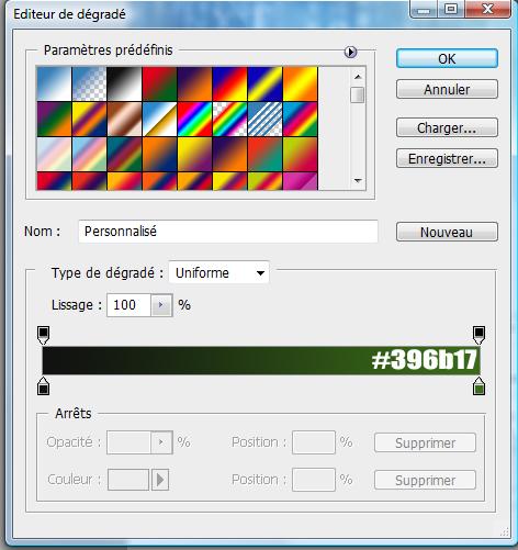 Créer un fond d'écran à la Matrix