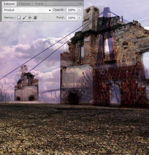 Créer un montage apocalyptique trop réaliste avec photoshop