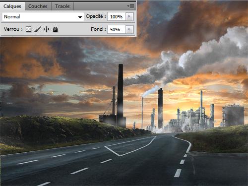 Créer un montage photo surréel avec Photoshop
