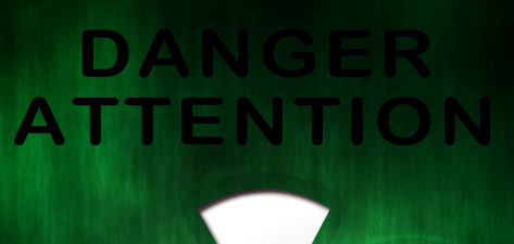 Créer un panneau d'avertissement de radioactivité avec photoshop