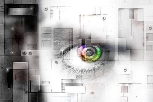 Tuto photoshop créer un design futuriste v2