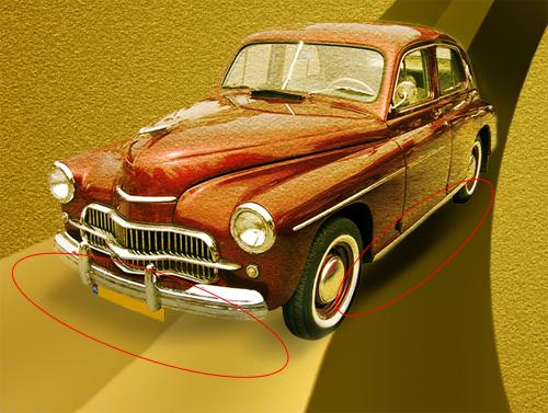 Tutoriel comment créer un poster rétro stylé avec Adobe photoshop