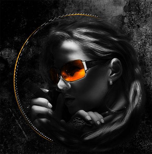Tuto Pour Cr Er Un Poster Sombre Surr El Avec Photoshop Tuto Photoshop Les Meilleurs Tutoriaux