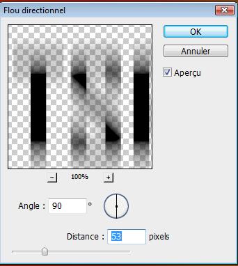 Créer un super effet de texte rouillé avec photoshop