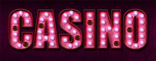 Créer une Pancarte de Casino avec Adobe Photoshop