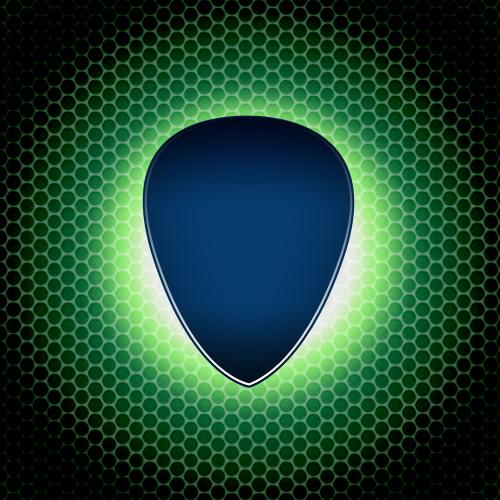 créer une affiche grunge avec le logo des aliens avec photoshop