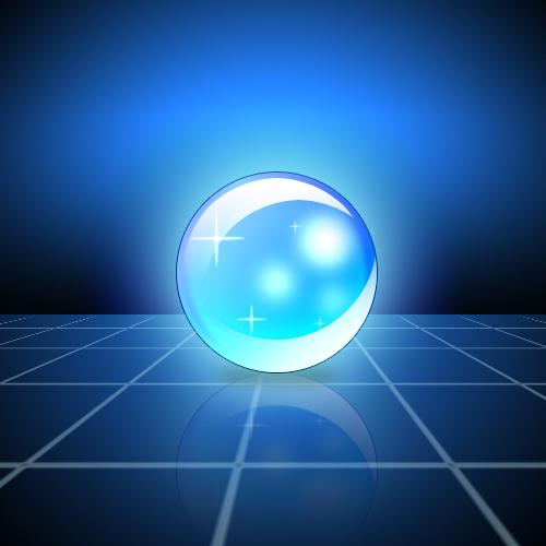 Tutoriel créer une boulle très brillante avec photoshop