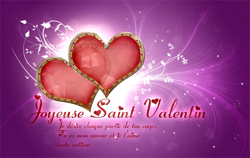 Menu Saint Valentin Restaurant Villeneuve D Ascq L Hamadryade