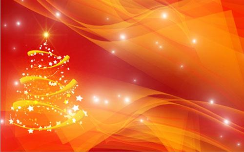 Créer une carte pour les vacances de fin d'année 2011 avec Photoshop