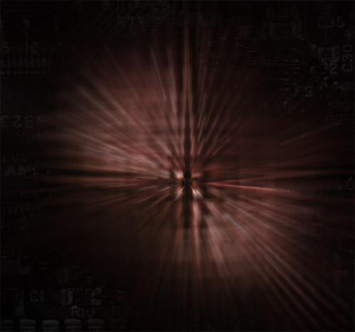 Créer une électro sphère lumineuse avec Photoshop