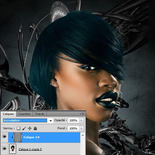Créer une illustration impressionnante en utilisant des rendus 3D et quelques textures