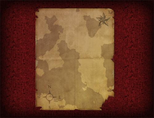 Créer une vieille carte surréaliste avec photoshop