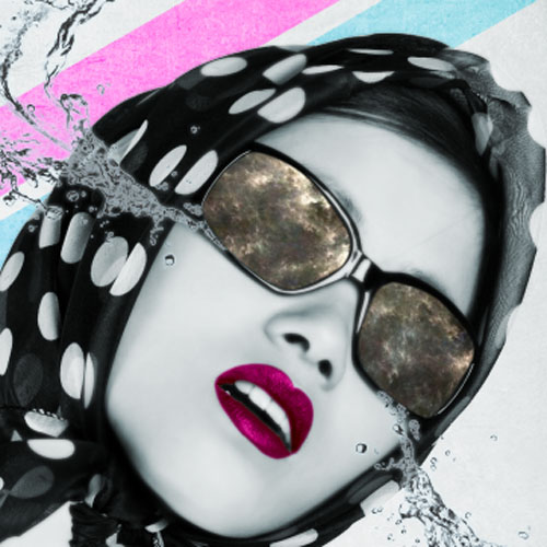 Effet Glamour avec photoshop