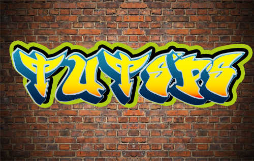 Créer un effet de graffiti sur un mur en brique avec photoshop