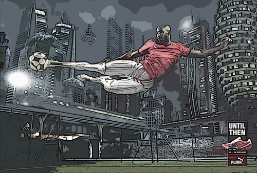 Tutoriaux photoshop cs3 cs4 effet bande dessiné effet bd