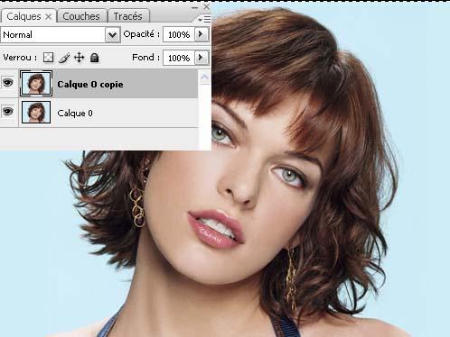 Tutorial photoshop cs3 appliquer un effet de contraste noir et blanc avec photoshop cs3