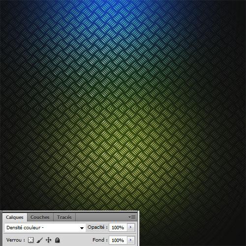 Effet de fausse 3D sur texte avec Photoshop