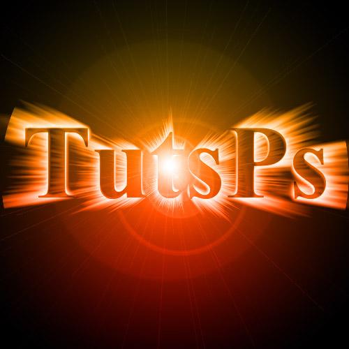 Tuto de  lumière  venant de Tutsps 37