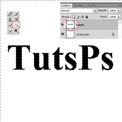 Tuto de  lumière  venant de Tutsps 8