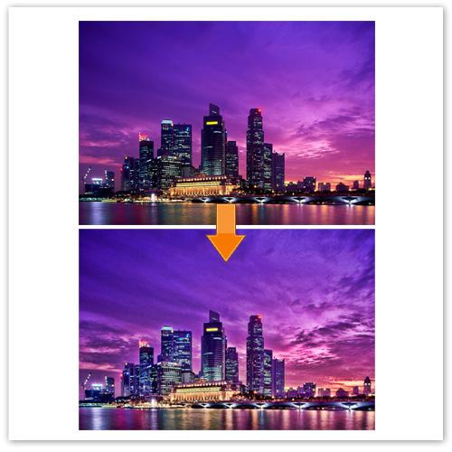 Créer des image HDR avec photomatix et photoshop