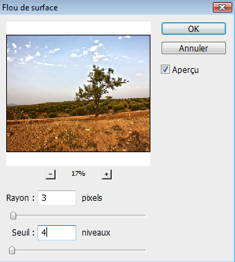 La fusion HDR pro de Photoshop cs5
