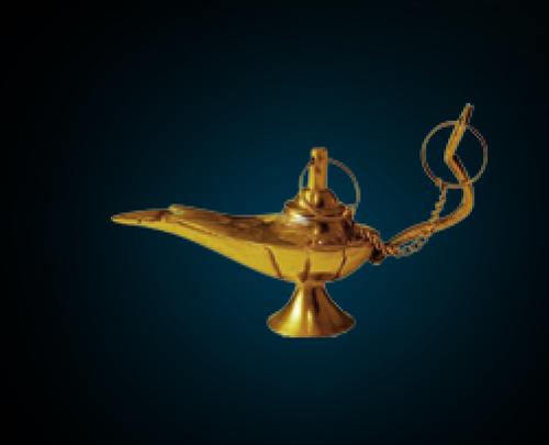 Le génie de la lampe magique avec Photoshop