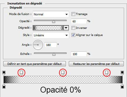 Tuto sur Les Effets de lumière pour donner vie à un texte avec Photoshop