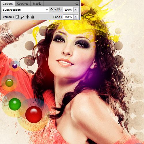 Les Beaux-Arts avec Photoshop