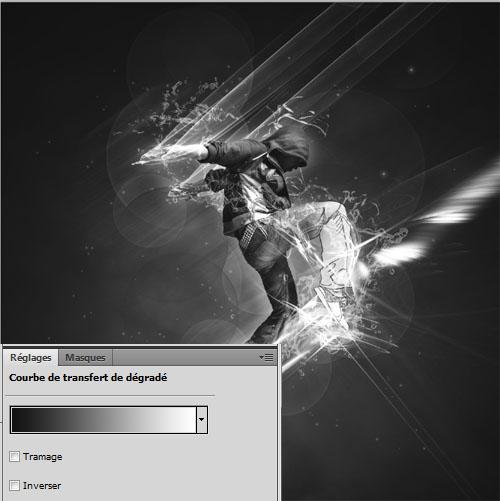 Manipulation Photo et effet de lumière avec photoshop