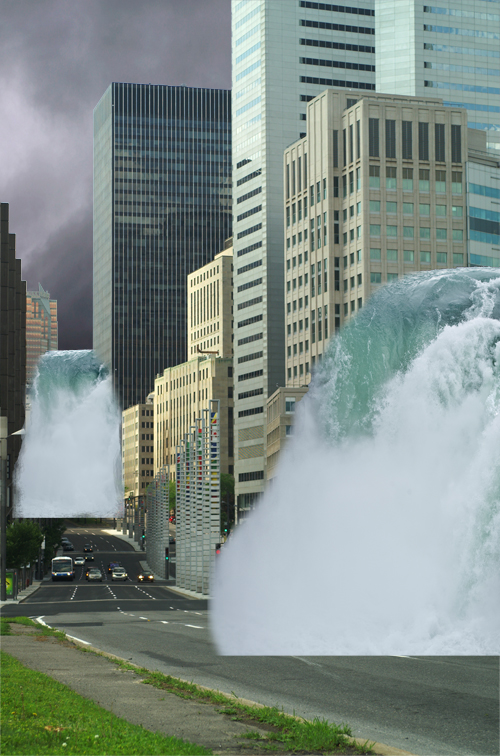 Montage d'une Scène Apocalyptique avec Photoshop