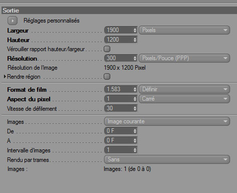 Montage photo Deep Impact avec Photoshop et Cinema 4D