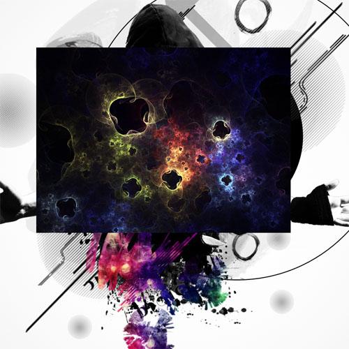 Tuto Montage photo abstrait avec photoshop