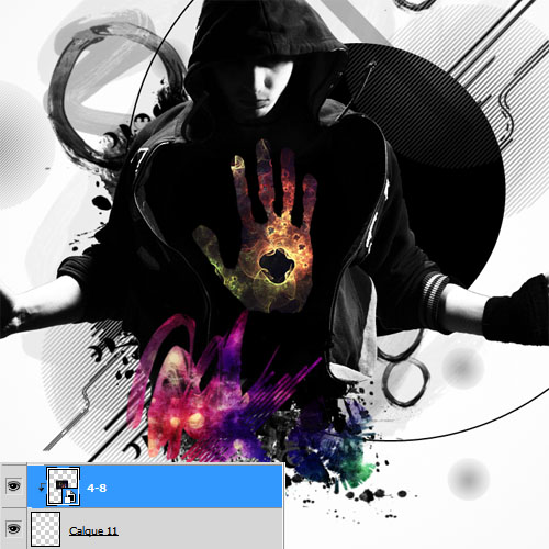 Tuto Montage photo abstrait avec photoshop