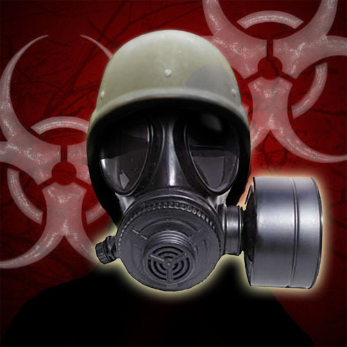 Photo manipulation Affiche danger Biohazard avec Photoshop
