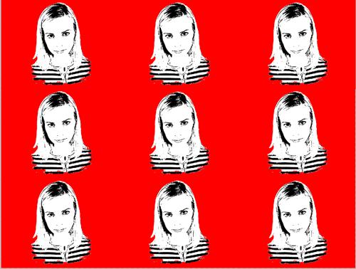 Pop art andy warhol