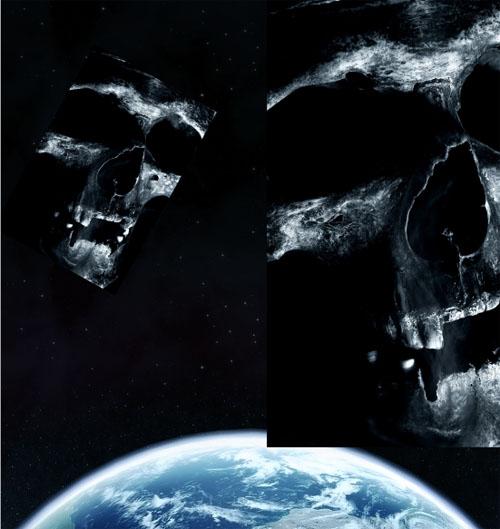 Science Fiction Design avec Photoshop