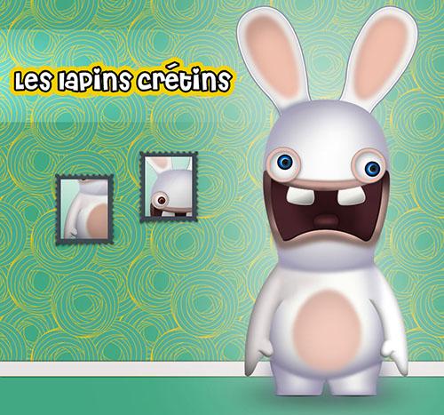 Dessiner Un Lapin Crétin Avec Photoshop Et Illustrator Tuto