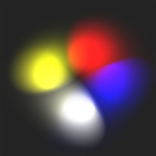 Tuto Photoshop pour créer un super abstrait avec un effet de halo avec adobe photoshop