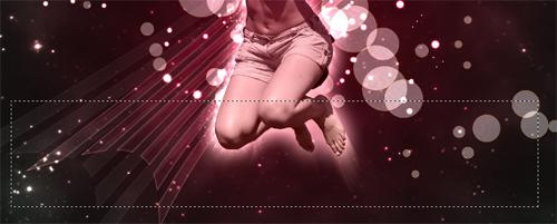 Tutoriaux photoshop Créer une affiche avec un effet très brillant