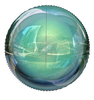 créer une sphère 3D réaliste avec photoshop cs5